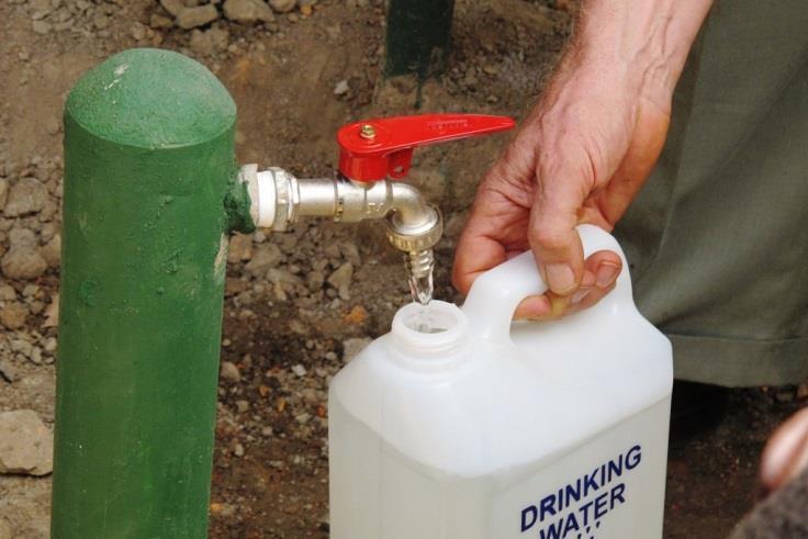 Veilig drinkwater!
