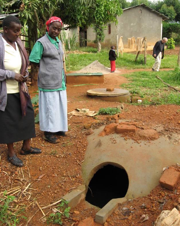 Ggulama, biogas