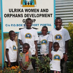 Pupillen Ulrika Women & Orphans Development Group