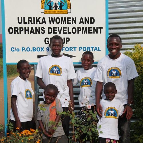 Pupillen Ulrika Women & Orphans Development Group